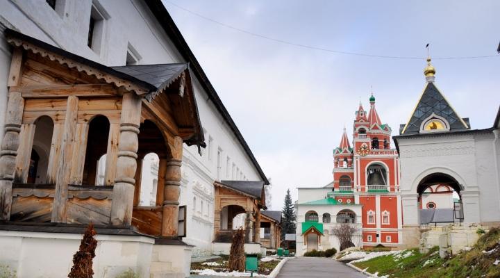 Православные святыни звенигорода